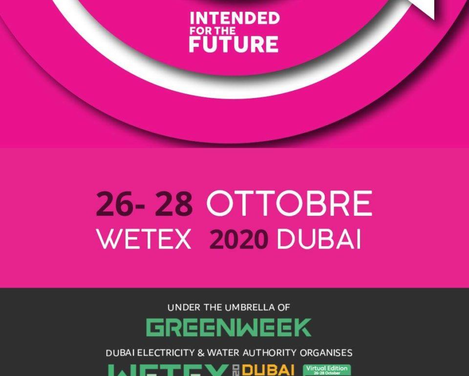 GLOBECO presente all'innovativa fiera WETEX di Dubai